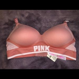 Victoria's Secret PINK Cool and Comfy Bra- Medium
